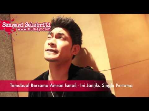 Temubual Bersama Amran Ismail - Ini Janjiku Single Pertama
