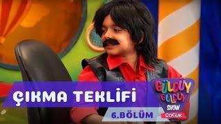 Güldüy Güldüy Show Çocuk 6.Bölüm - Minibüste Çıkma Teklifi