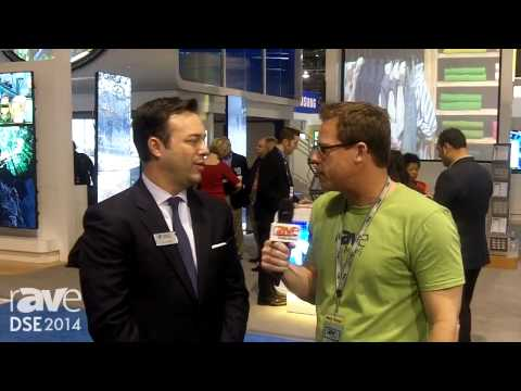 DSE 2014: Gary Kayye Interviews Chris Gibbs, President and COO of DSE