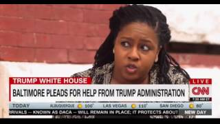 Is Trump deliverng Law & Order to Inner Cities