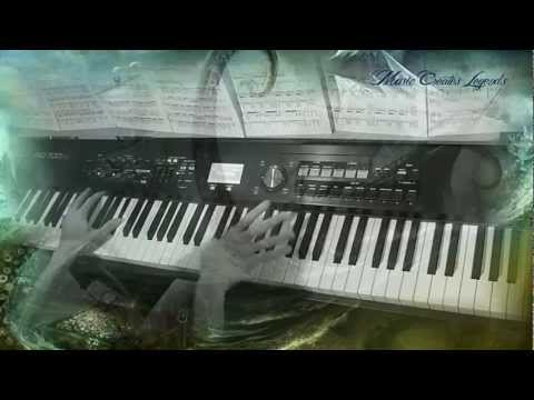 The Kraken  Hans Zimmer  Pirates of the Caribbean 2  Piano