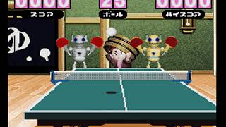 [MAME] Challenge Ai-chan! Excite Ping Pong (c)2006 Epoch (XaviX)