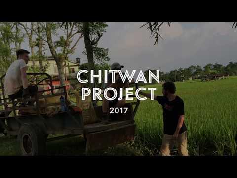 Construction Project in Padampokhari village in Chitwan, Nepal.