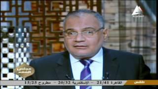 """بالفيديو  سعد الهلالي: """"العصيان المدني"""" بلطجة"""