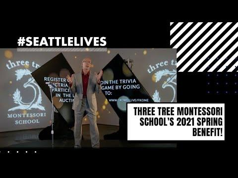Three Tree Montessori School's 2021 Spring Benefit!