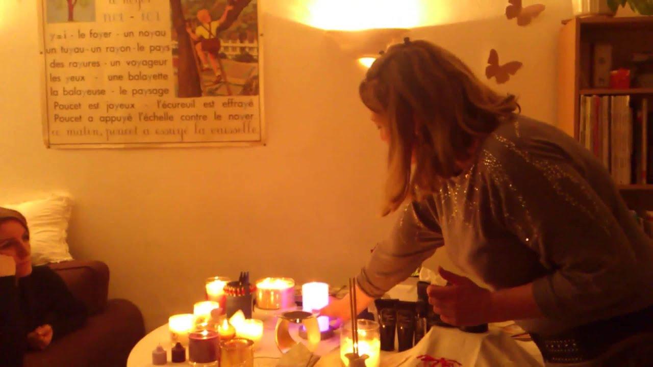 nathalie fran ois vendeuse de bougies pour party lite aulnay sous bois youtube. Black Bedroom Furniture Sets. Home Design Ideas