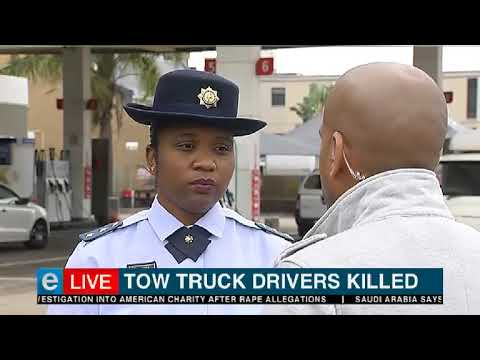 Tow truck drivers killed
