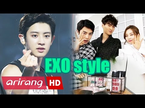 [#Stylecast 2017(Ep.3)] Press-on Nails / EXO ChanYeol  _ Full Episode