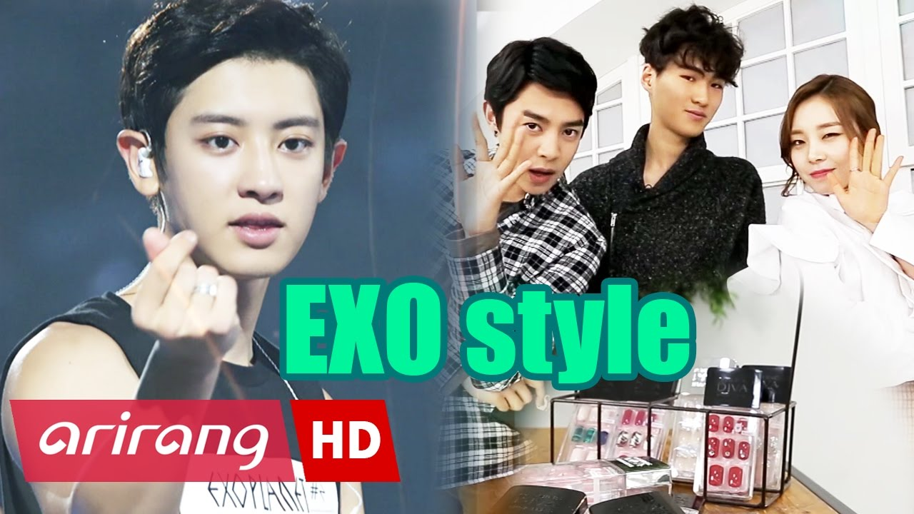Stylecast 2017(Ep.3)] Press-on Nails / EXO ChanYeol _ Full Episode ...