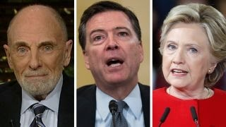Ed Klein: Why Comey jumped at chance to reopen Clinton case