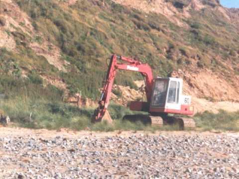 Erosion Ballateare Jurby, Isle of Man -  1990