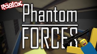 Roblox Phantom Forces - Episode 1 - Commentary
