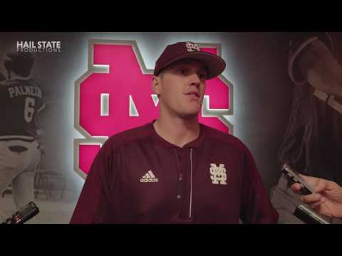 Josh Lovelady Media Availability 3/27/2017