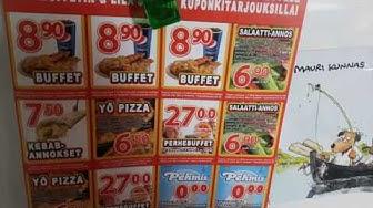 RUOKAPAIKKASUOSITUS: ParkBuffet, Oulu
