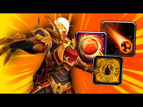 FIRE MAGE ARENA ONE SHOTS! - PvP WoW: Battle For Azeroth 8 1 - Vloggest