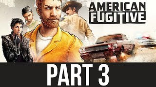 STORE ROBBERY GONE WRONG - AMERICAN FUGITIVE Gameplay Walkthrough Part 3