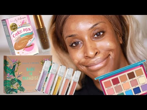 (Re)Trying New Makeup! I've made Mistakes!!! | Jackie Aina