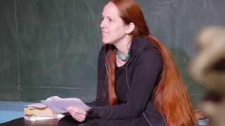 Helga Christina Pregesbauer liest Josephine Mutzenbacher