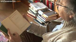 Dónde lee Antonio Colinas.