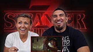 Stranger Things 3 | Official Trailer REACTION!!