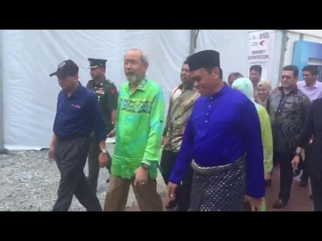 Lawatan TYT Sabah ke #myDOF Valley #MAHA2016