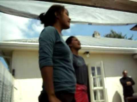 Temukisa and Mellisa Sione. E Lelai (Samoa Star Search Winners 2010)