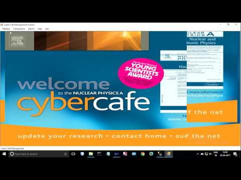 Cyber Cafe Management Project Trailer In Asp.Net ||
