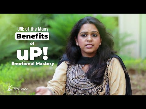 Harini Ramachandran on Emotional Mastery at uP!