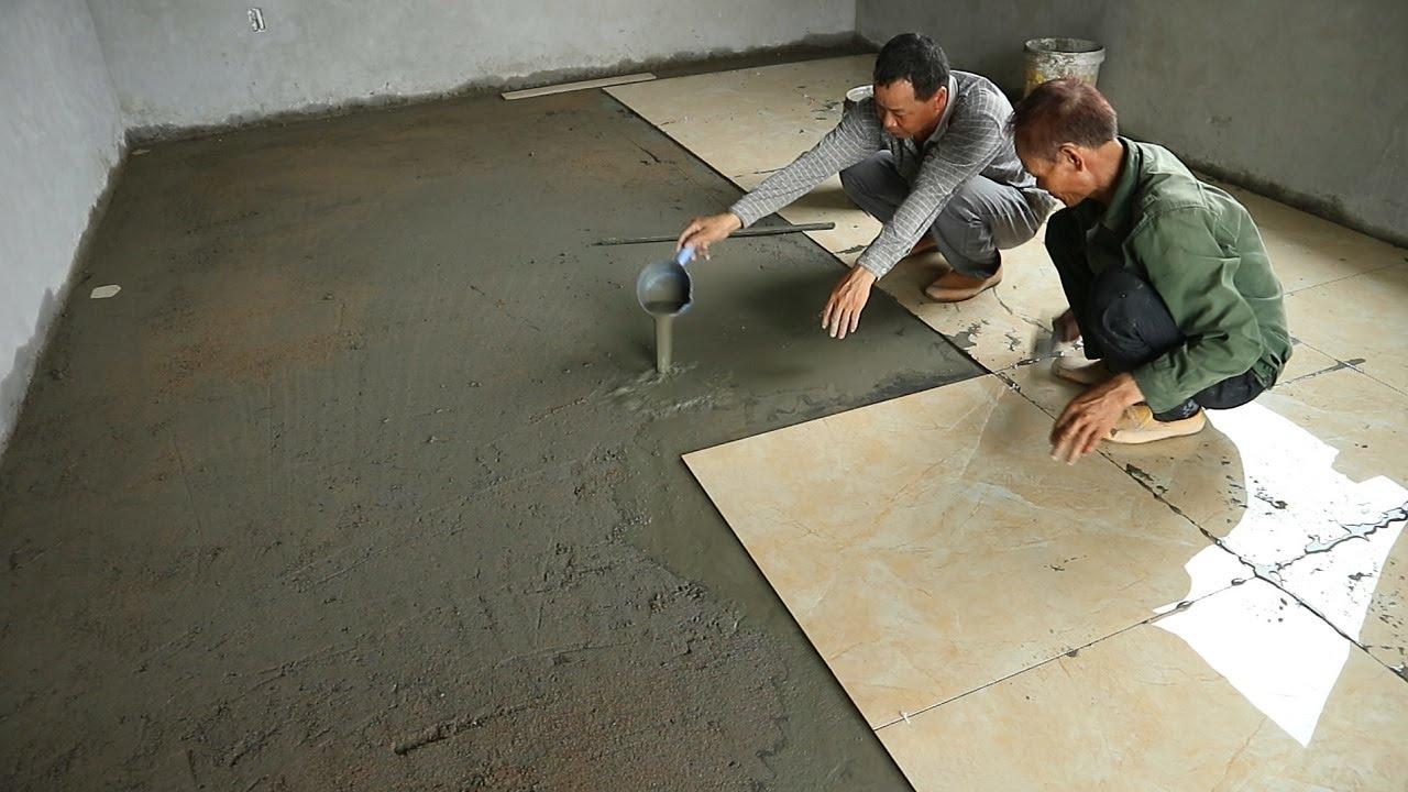 Download Techniques Install Ceramic Tiles Bedroom - 80x80cm Big Ceramic Tiles