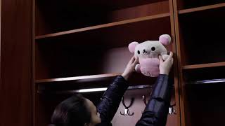 Алина Загитова и Евгения Медведева на тренировке в Мегаспорте Team Tutberidze Кубок Первого канала