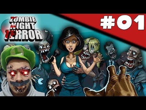 Zombie Night Terror-VAMOS INFECTAR!! ‹Lari Of Games› |