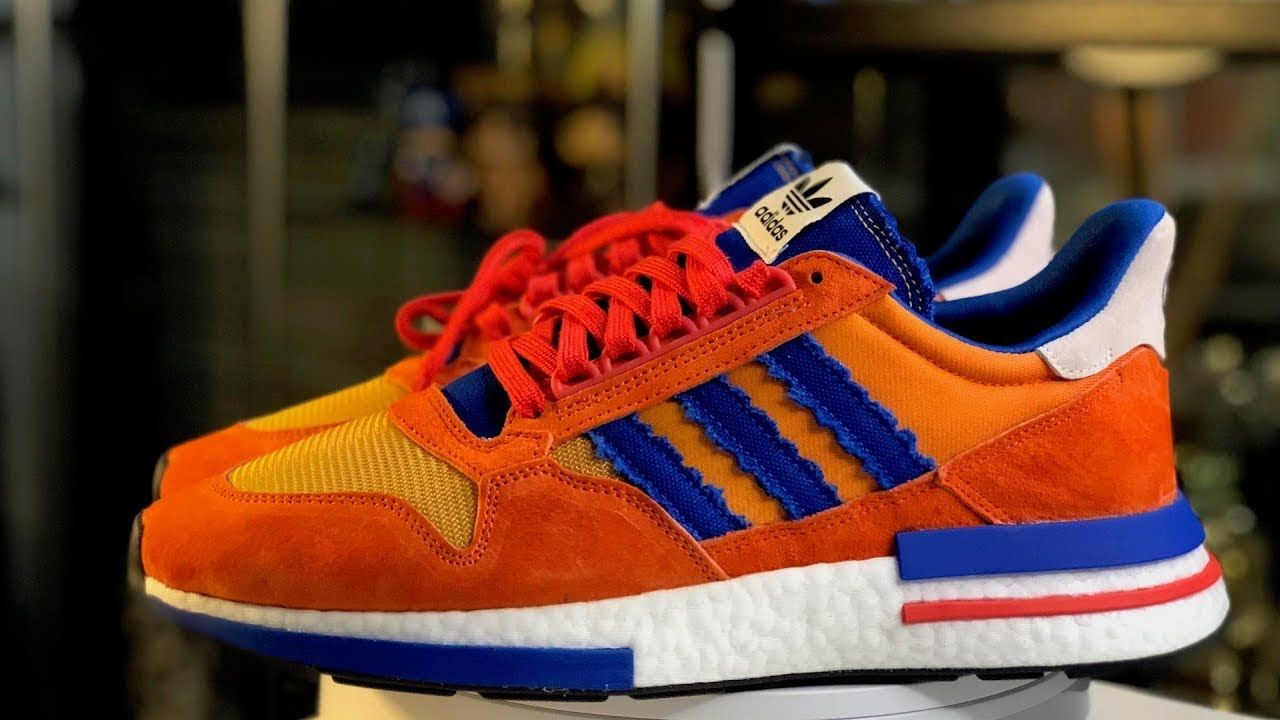 adidas dragon noir orange