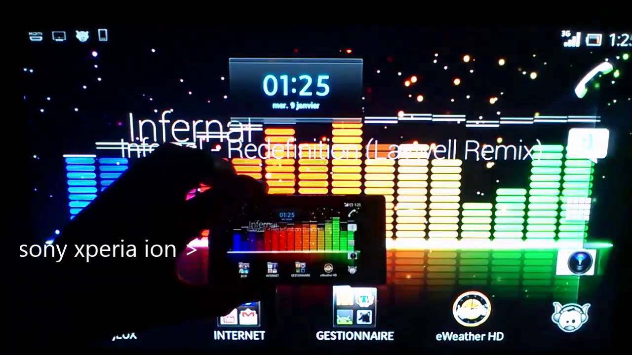 audio glow live wallpaper v3.0.6 apk