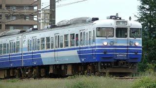 臨時快速「谷川岳紅葉号」115系N34編成 新潟→水上 9732M