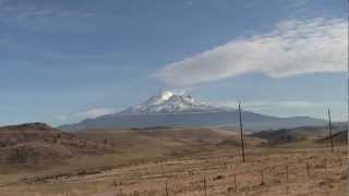 Mount Shasta in HD at the southern end of the Cascade Range Mt. Shasta, California, USA!