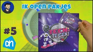 Tech is te gek #5. Pakjes openen