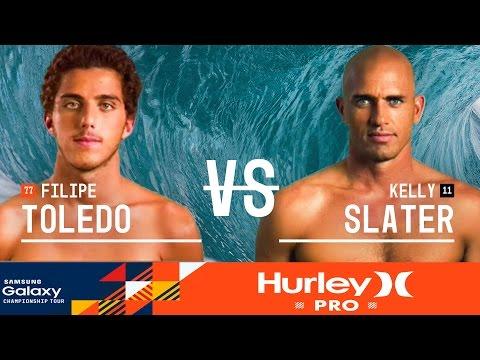 Hurley Pro at Trestles: Quarterfinals, Heat 2