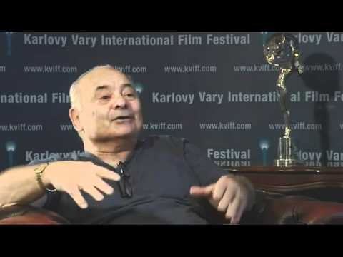 Interview with Rocky's Burt Young - Karlovy Vary