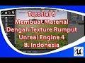Tutorial 6 Cara Membuat Material Dengan Texture Rumput Unreal Engine 4  Indonesia