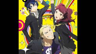 Persona 4 The Golden Animation Ost Signal Fire Of A Counterattack.