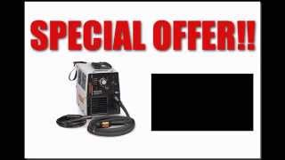 Best Price Free Shipping Hobart 500548 Airforce 500i 115/230 Volt Plasma Cutter