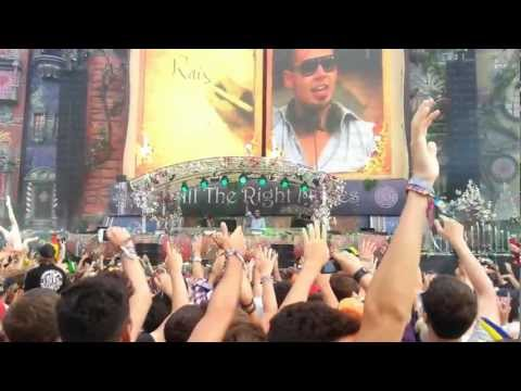 Afrojack - Can`t Stop me @ Tomorrowland 2012 Full HD