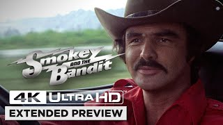 Smokey And The Bandit   4K Ultra HD   The Bandit Takes A 28 Hour Trip