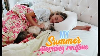my-summer-morning-routine-2018