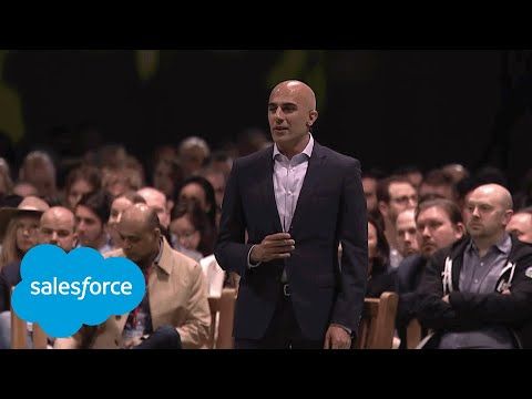 Salesforce World Tour New York — Ch. 3: U.S. Bank