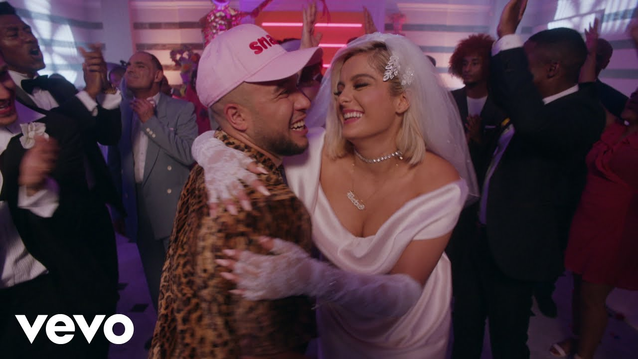 Jax Jones, Bebe Rexha - Harder (Official Video) chords | Guitaa.com