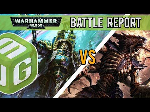 Thousand Sons Vs Tyranids Warhammer 40k Battle Report Ep 7