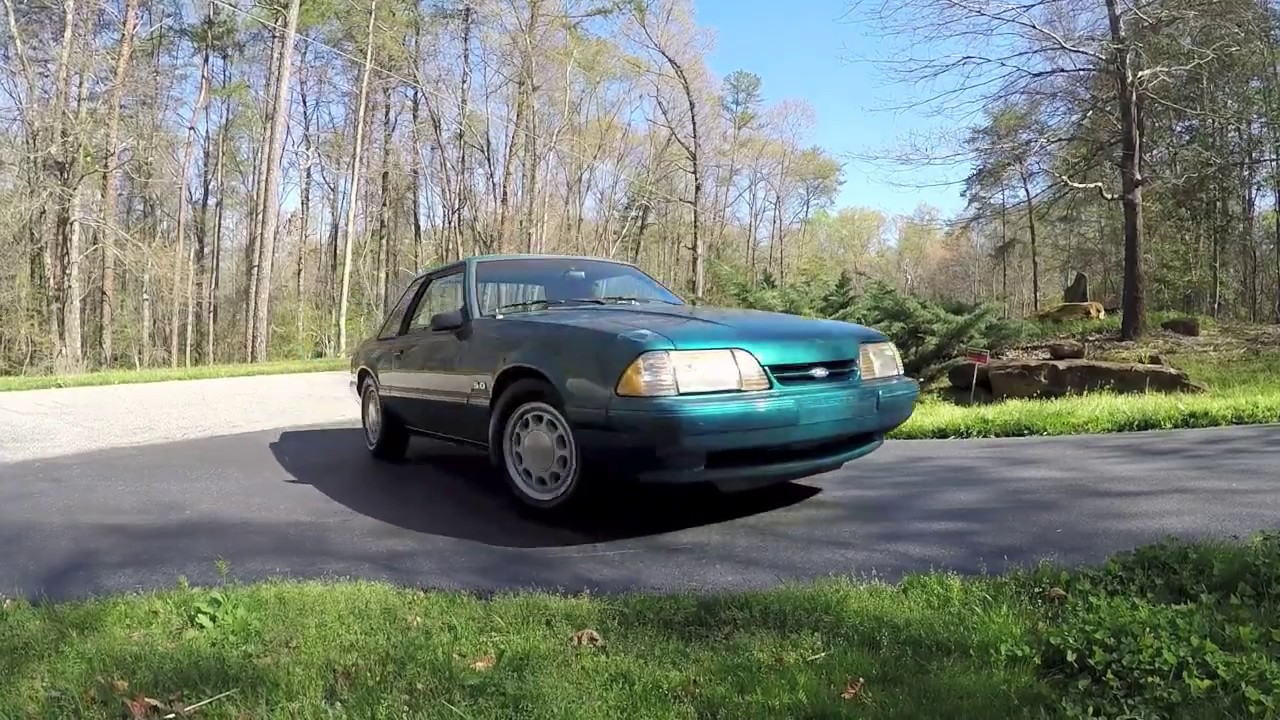**FOR SALE** Unmarked 1993 SSP Mustang Greenwood South ...
