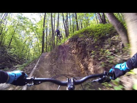 GoPro: Max Stepanov  - Covrolisya Trail 7.25.16 - Bike