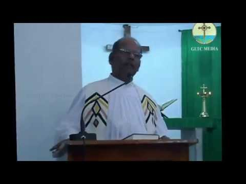 Rev. Dr. Israel Selvanayagam